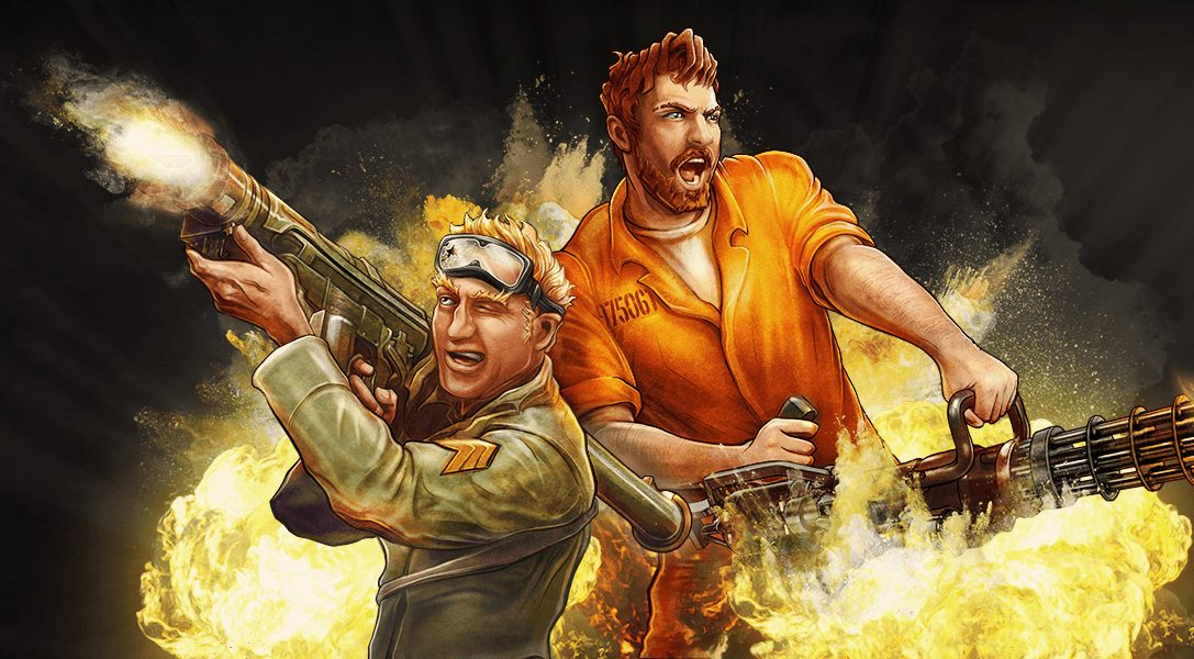 American Fugitive brings tanks and bazookas to its GTA-inspired world in State of Emergency DLC, out today