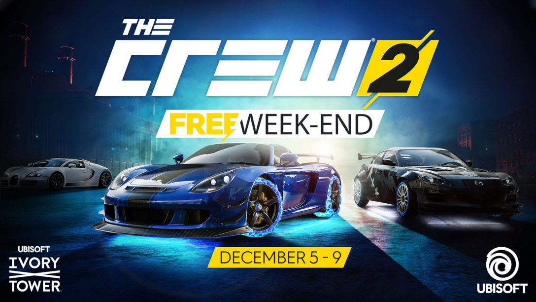 Play The Crew 2 And The Blazing Shots Update For Free This Weekend