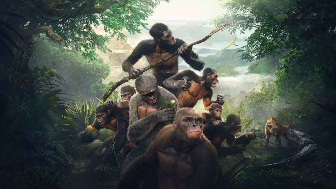 Ancestors: The Humankind Odyssey Launches Today on PS4