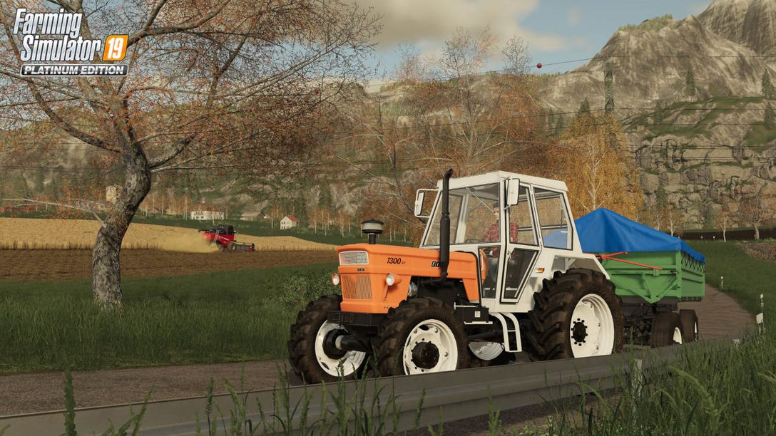 Farming Simulator 19 Adds Seasons Mod to PS4, December 17