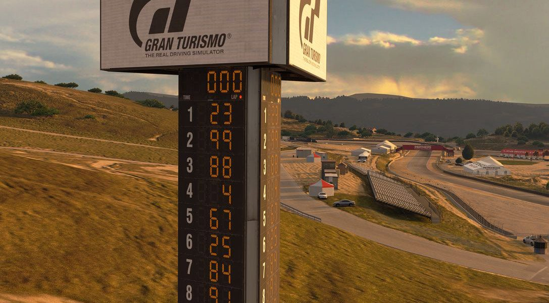 GT Sport adds the legendary Raceway Laguna Seca, 7 new cars and extra GT League challenges from tomorrow