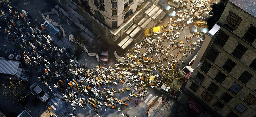 Horde Mode Z update launches for PS4 zombie shooter World War Z tomorrow