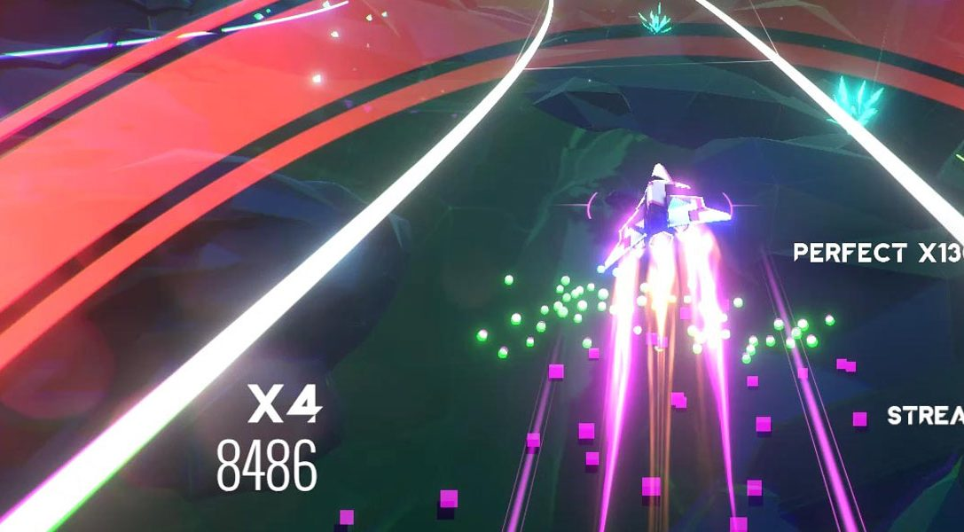 Rhythm-action game AVICII Invector launches on PS4 today