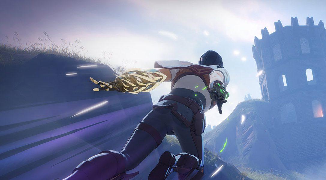 Fantasy-themed battle royale game Spellbreak confirmed for PS4, beta announced
