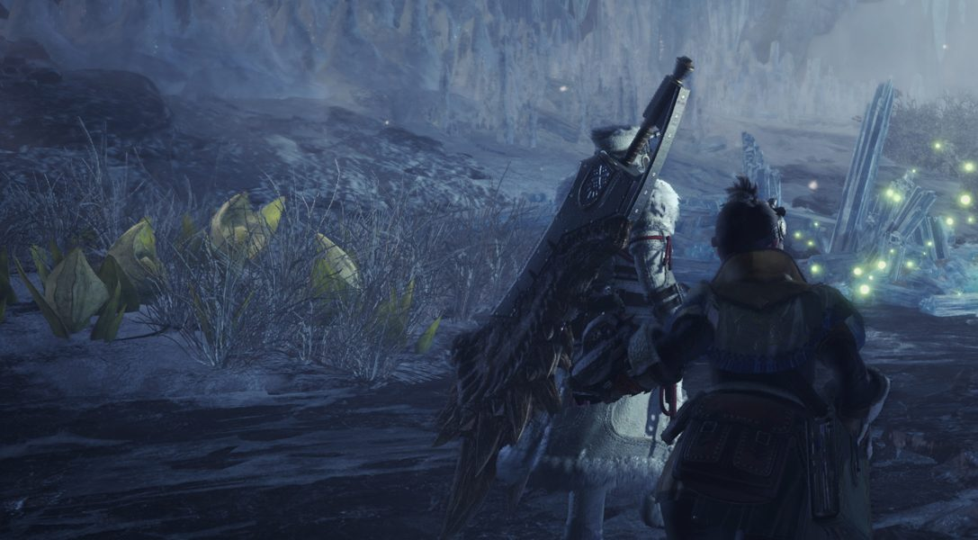 New threats, weapons and locales await in Monster Hunter World: Iceborne's new update, out today