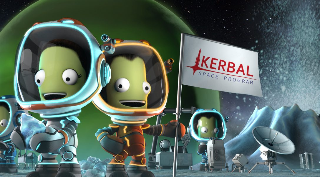 Build gigantic robot ants and more with Kerbal Space Program's Breaking Ground DLC, out tomorrow