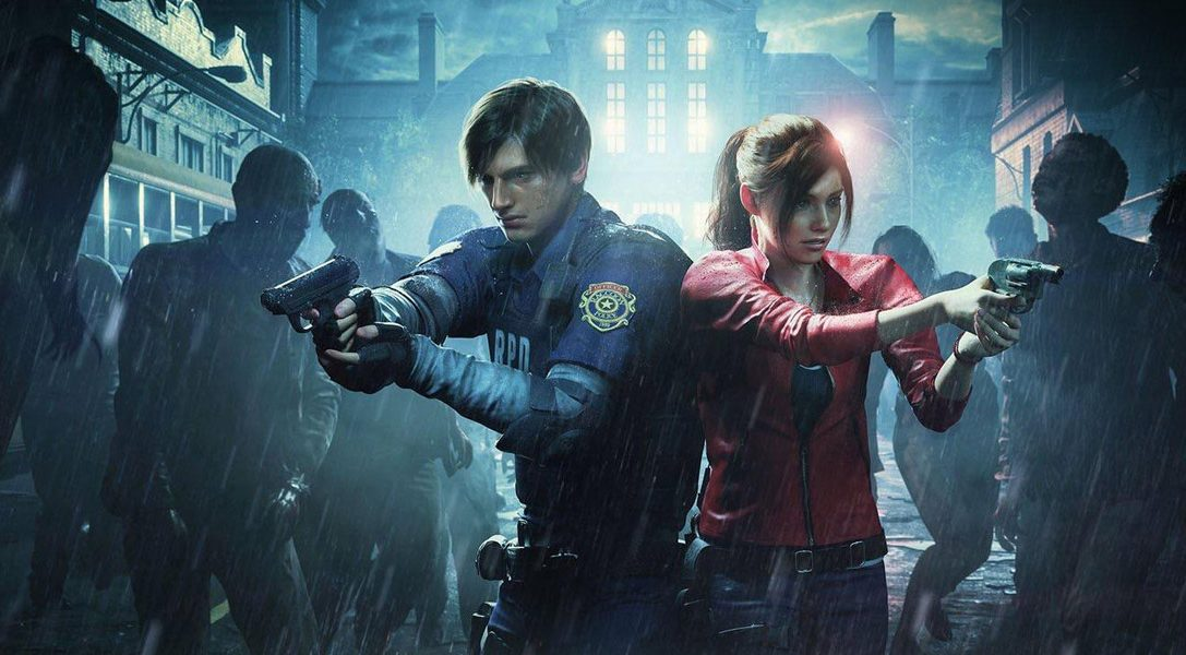 Editors' Choice 2019: Resident Evil 2 is survival horror remastered