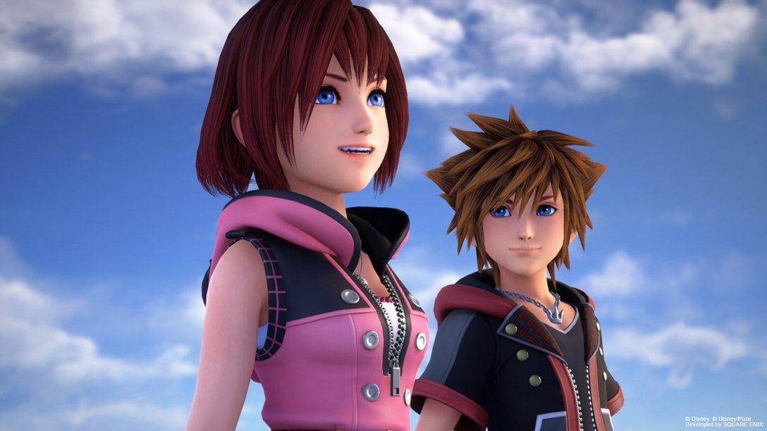 Tetsuya Nomura Looks Back on Kingdom Hearts III, Ahead to Re Mind