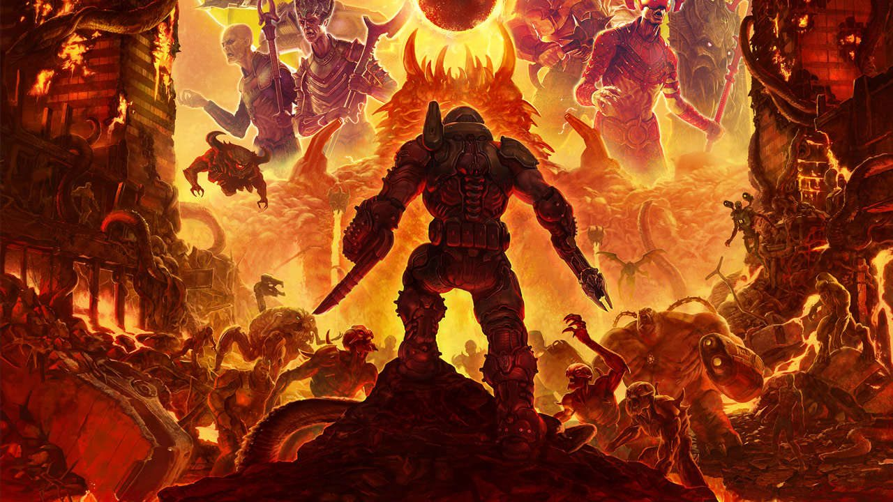 How Doom Eternal Aims To Be A Bigger Better Sequel Playstation Blog
