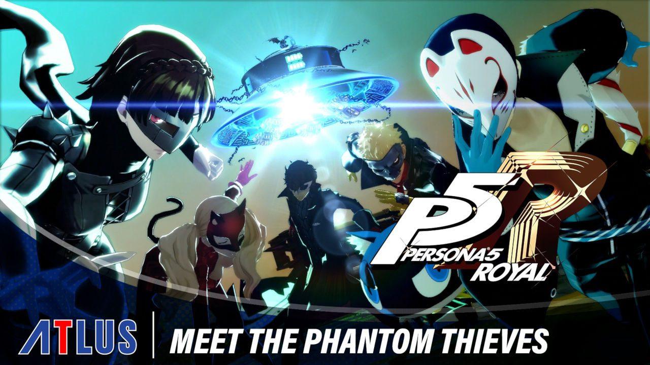 Meet Kasumi Persona 5 Royal S Mysterious New Character Playstation Blog