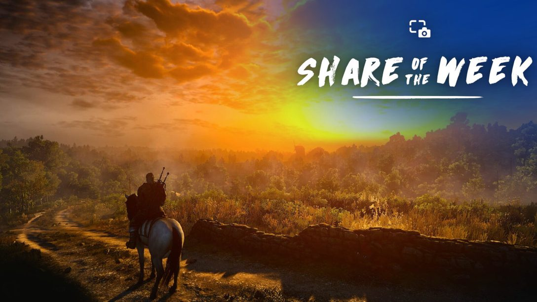 Share of the Week – The Witcher 3