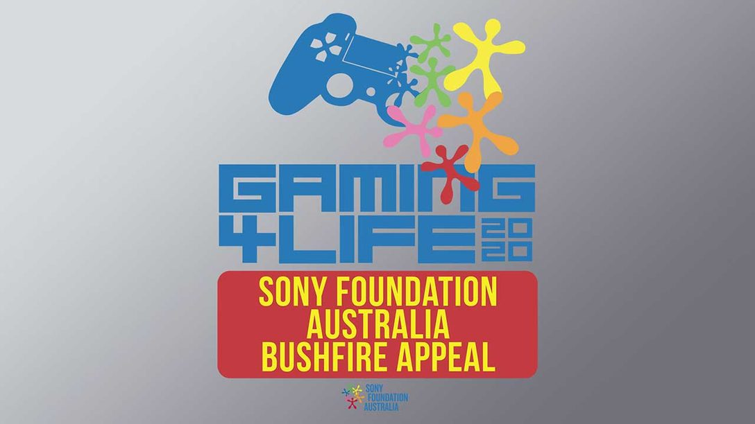 Starting Today: Sony Foundation Australia Streams to Support Relief Efforts