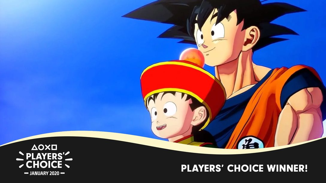 Players' Choice: Dragon Ball Z: Kakarot Voted January's Best New Game