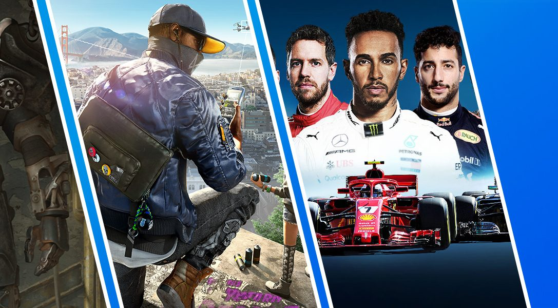 PlayStation Store's Games Under €20 promotion starts today