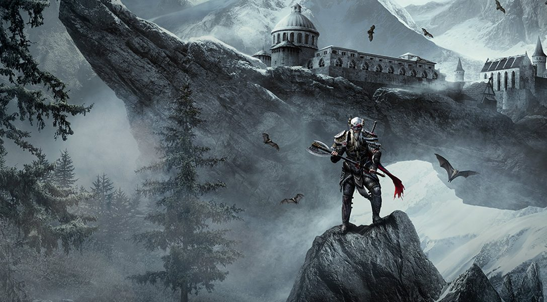 Return to Skyrim with The Elder Scrolls Online's latest expansion, launching later this year