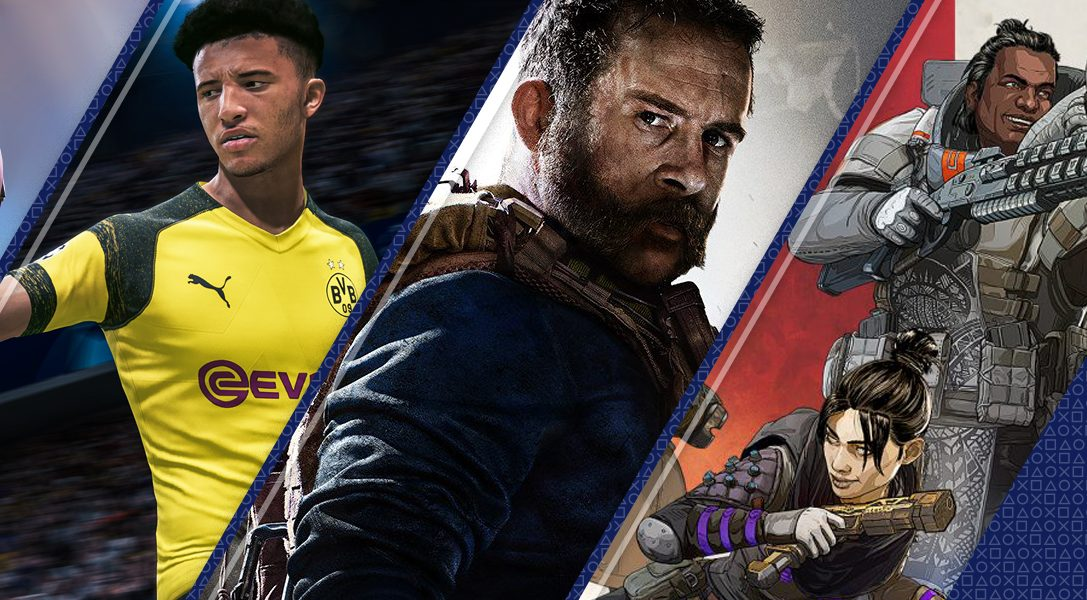 These were the most downloaded games on PlayStation Store in 2019