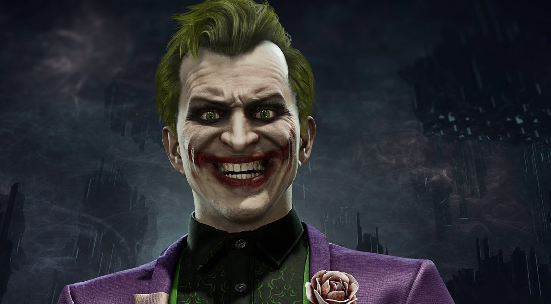 The Nastiest And Most Vicious Version Of The Joker Debuts In