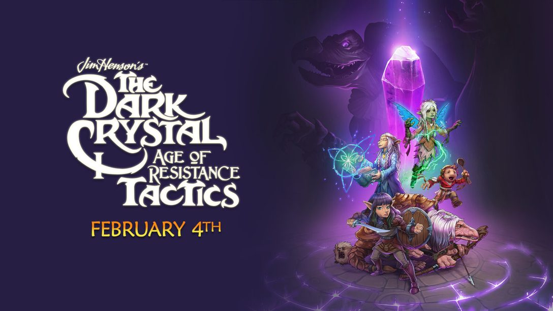 The Dark Crystal: Age of Resistance Tactics Launches Tomorrow