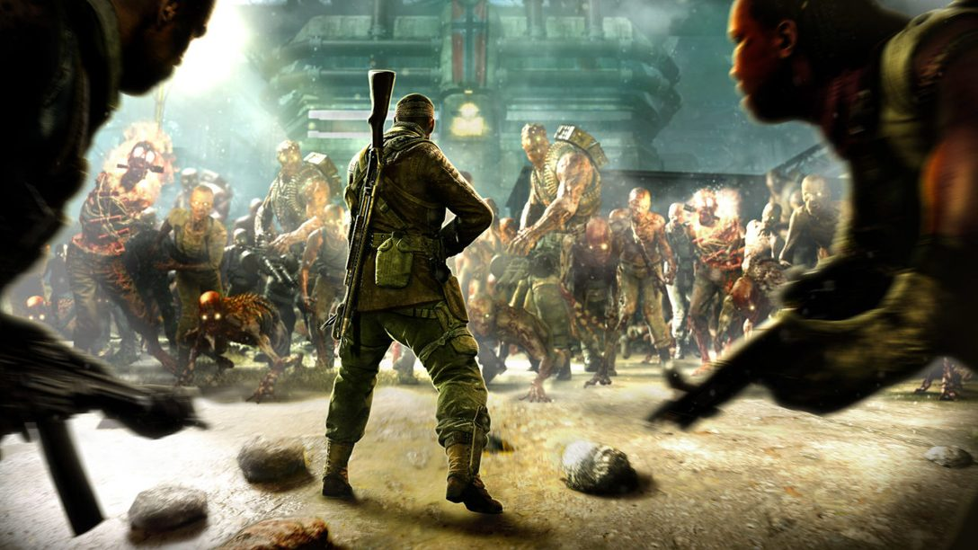 Zombie Army 4 Rises Today on PS4