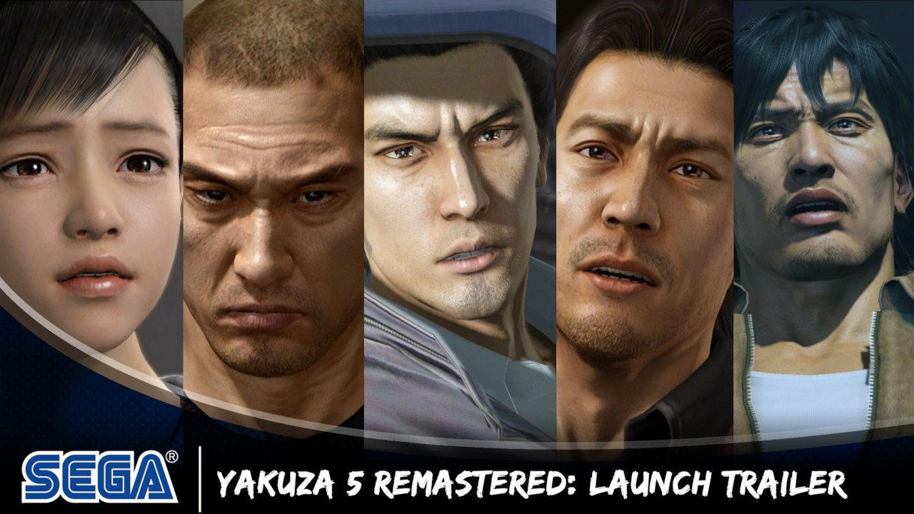 The Yakuza Remastered Collection Is Available Today Playstation Blog
