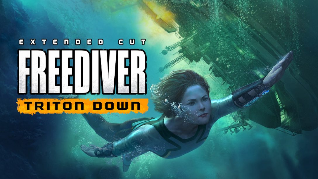 Dive Into Freediver: Triton Down Extended Cut, Out for PS VR Today