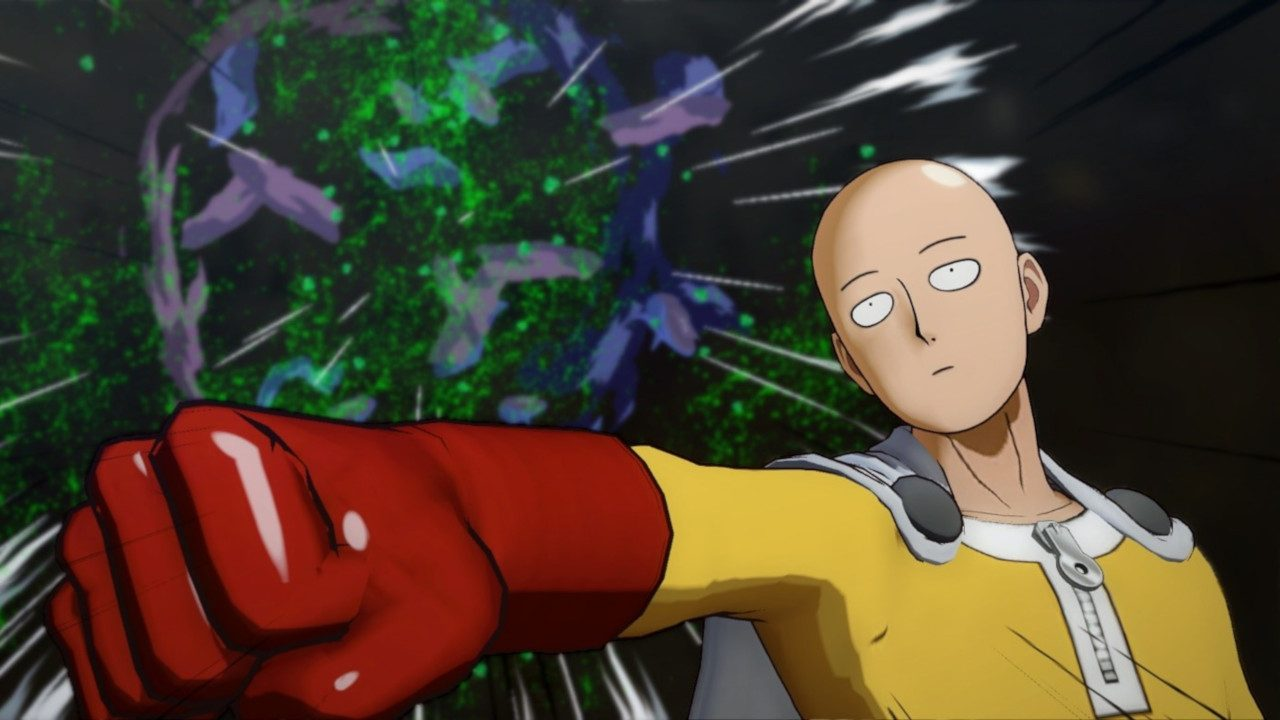 One Punch Man A Hero Nobody Knows Hits Ps4 Friday Q A With Anime Game Producers Playstation Blog