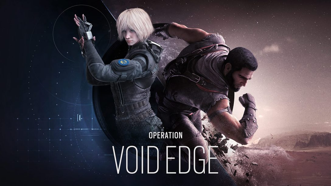 Rainbow Six Siege Reveals Operation Void Edge