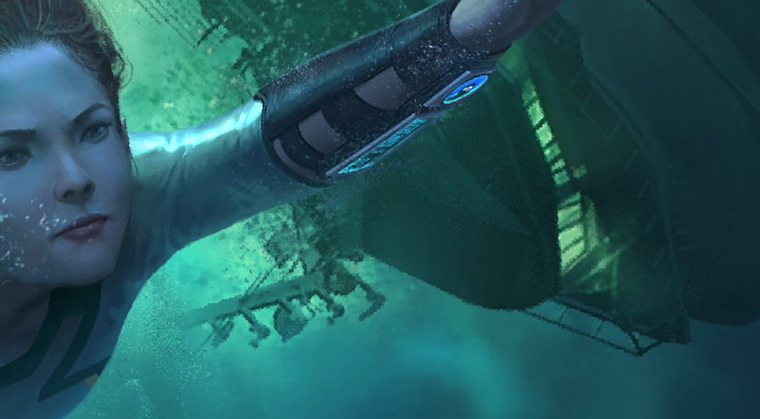Survive a tension-filled underwater adventure in Freediver: Triton Down Extended Cut, out this week on PS VR