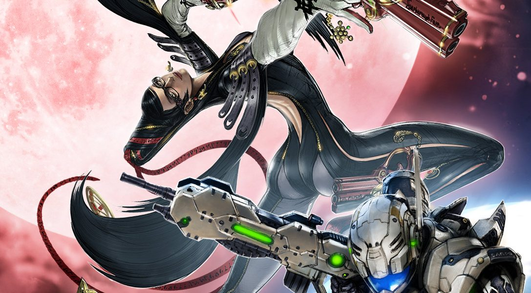 Bayonetta & Vanquish 10th Anniversary Bundle is now available for PlayStation 4