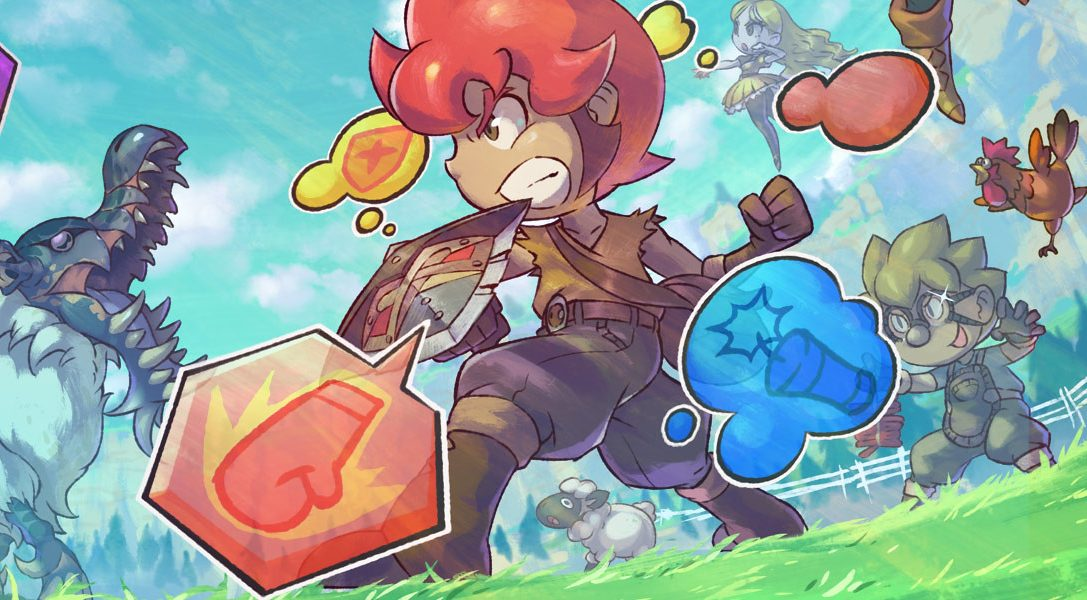 Protect your village from monster attacks in charming RPG Little Town Hero, out this June on PS4