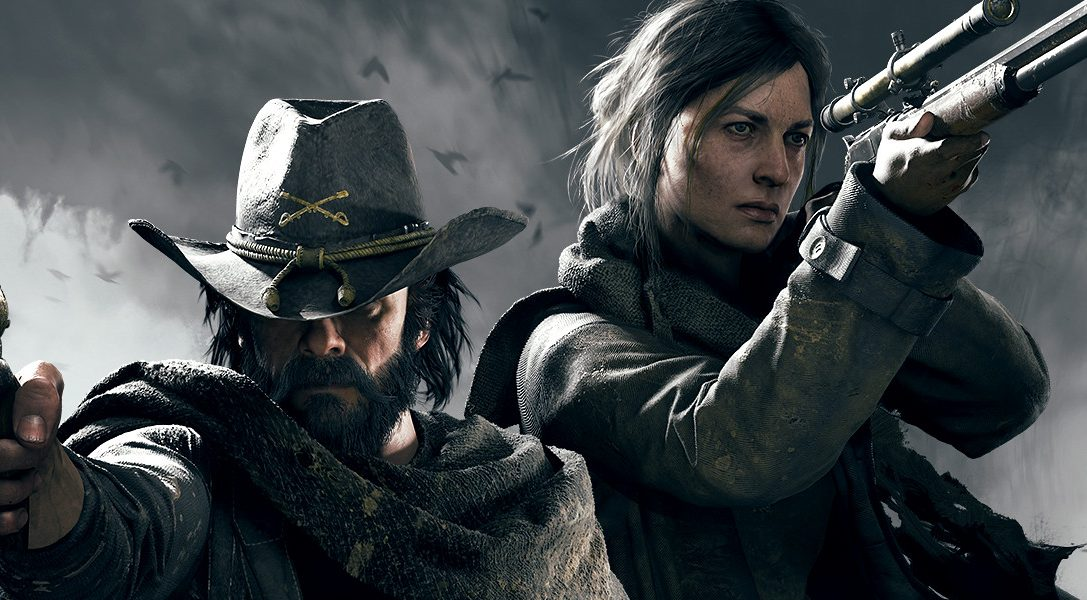 Battle royale meets supernatural horror in Crytek's Hunt: Showdown, out tomorrow on PS4