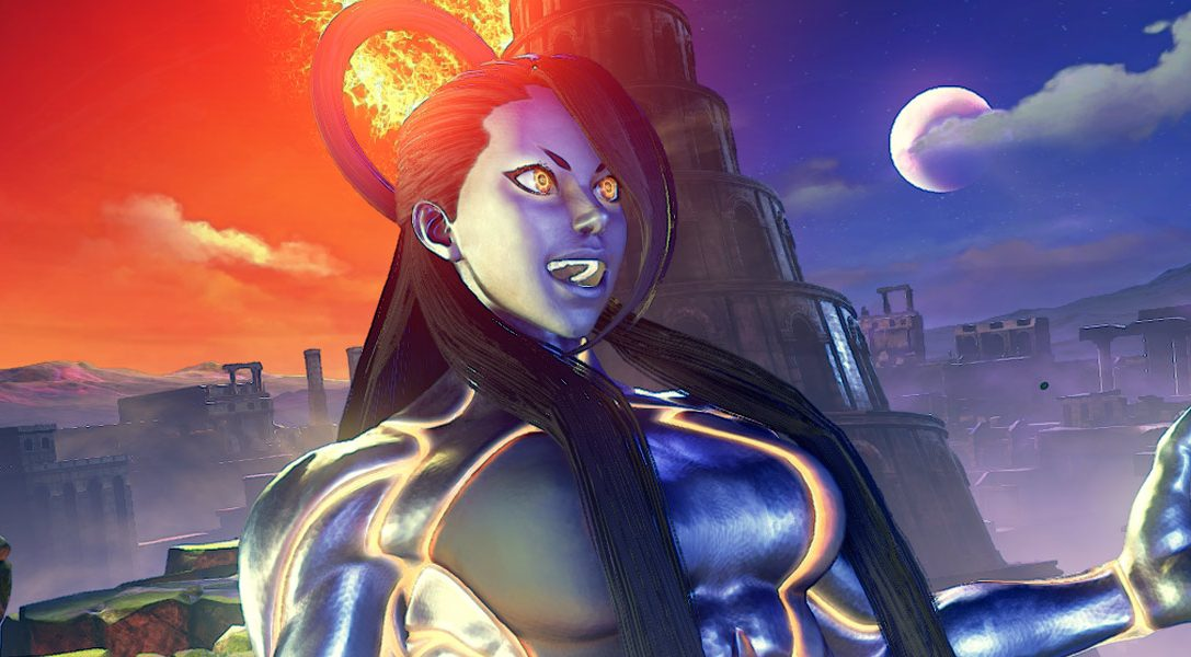 Find out how Capcom rebuilt Seth for their Street Fighter V: Champion Edition debut