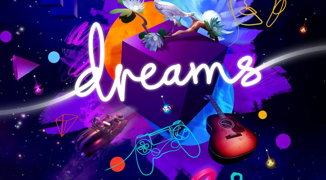 Media Molecule takes you on a tour of Dreams as its ambitious PS4 game launches today