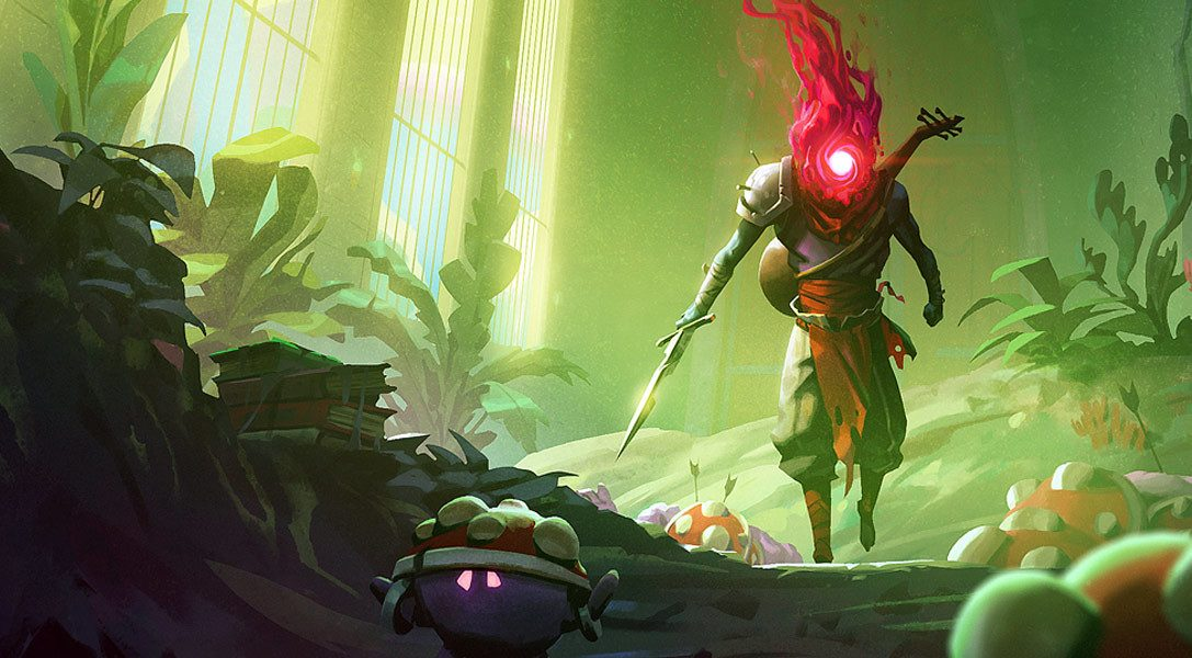 Dead Cells' The Bad Seed DLC brings new weapon, biomes to Motion Twin's brutal PS4 platformer