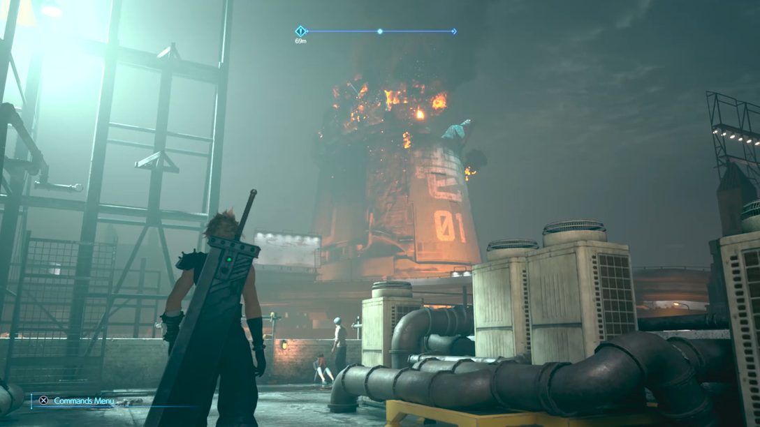 Three Hours With Final Fantasy VII Remake