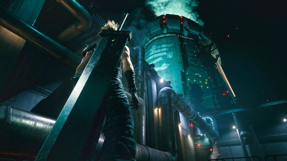 Final Fantasy VII Remake Demo Out Now