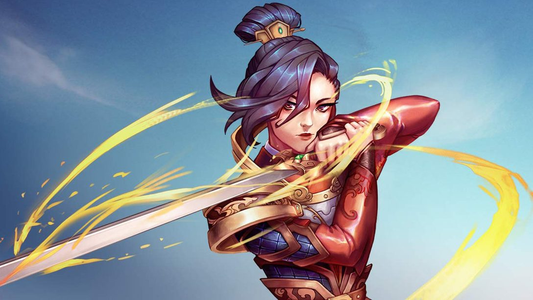 Smite Mulan Plus Bundle Launches Today, Free for PS Plus Members
