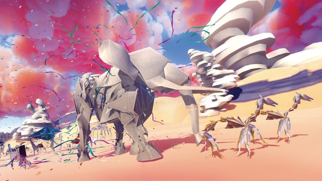 Inside the Surrealistic World of Paper Beast, Out Tomorrow for PS VR