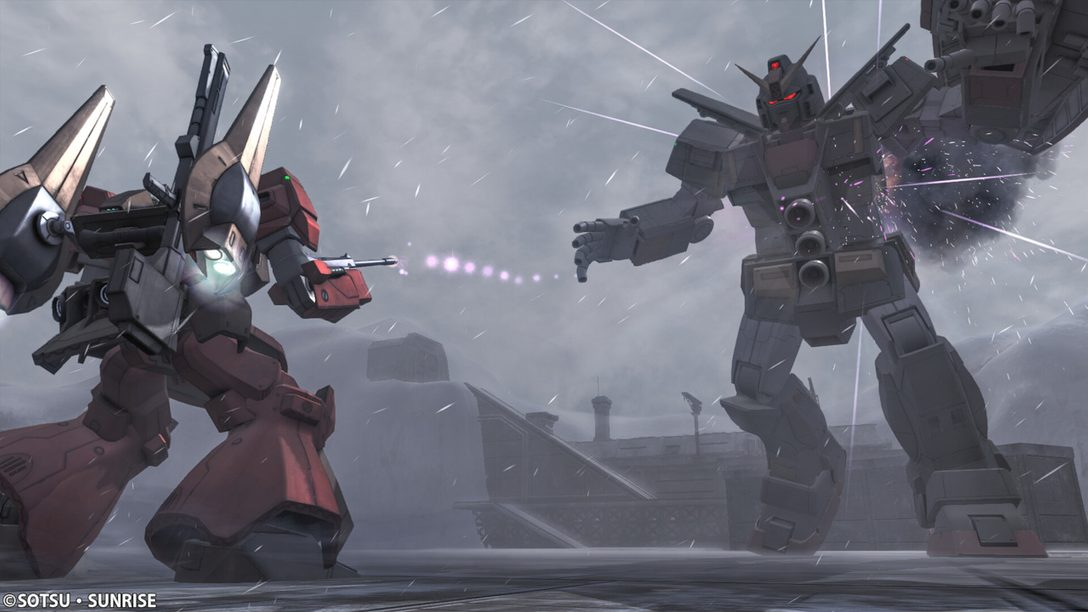Mobile Suit Gundam Battle Operation 2 Gets New Battle Simulator Mode Tomorrow