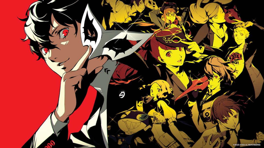 Persona 5 Royal: Tips from the Heart, New Wallpapers