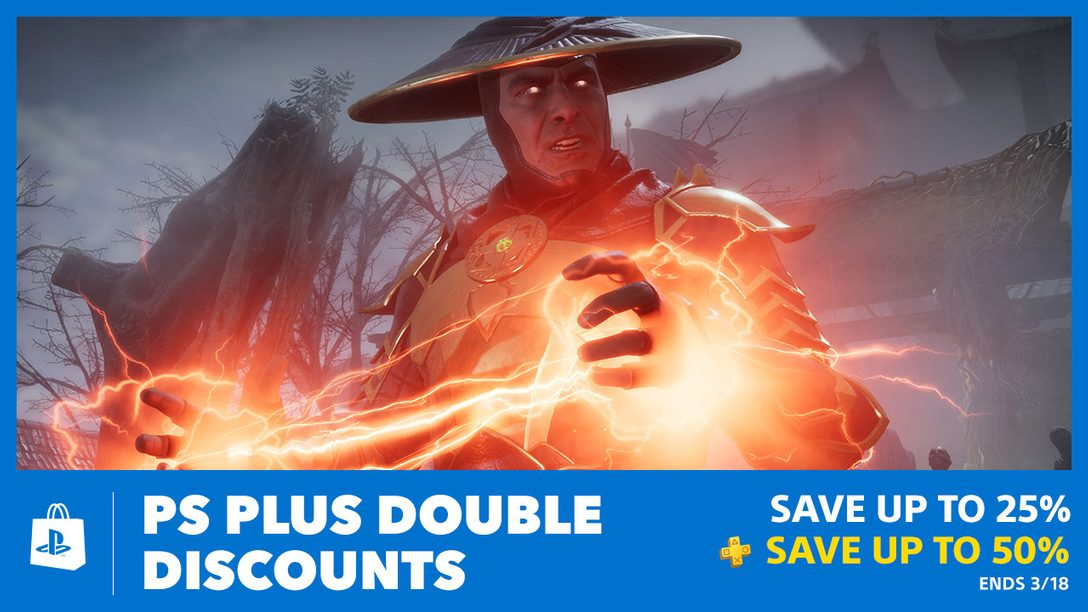 PS Plus Double Discounts are Back