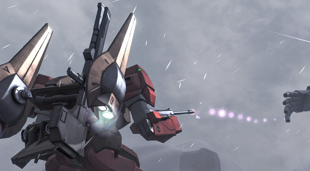 Mobile Suit Gundam Battle Operation 2's new Battle Simulator mode launches this week