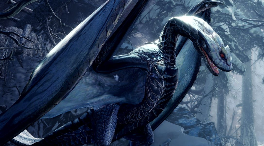 Alatreon spread its wings and heads to Monster Hunter World: Iceborne this May