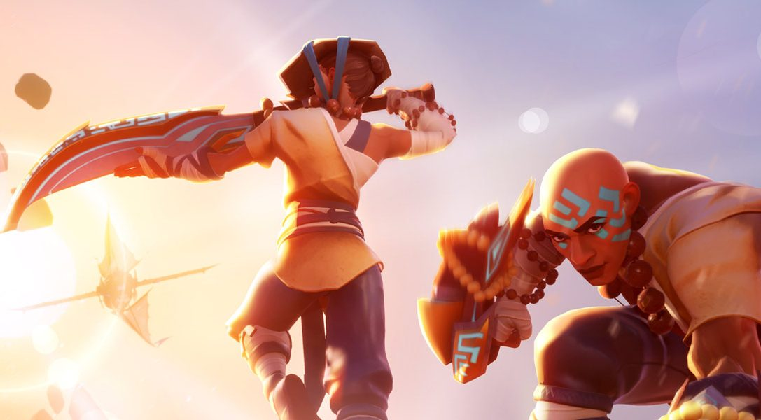Here's what to expect from action RPG Dauntless' new Scorched Earth update when it launches on PS4 tomorrow