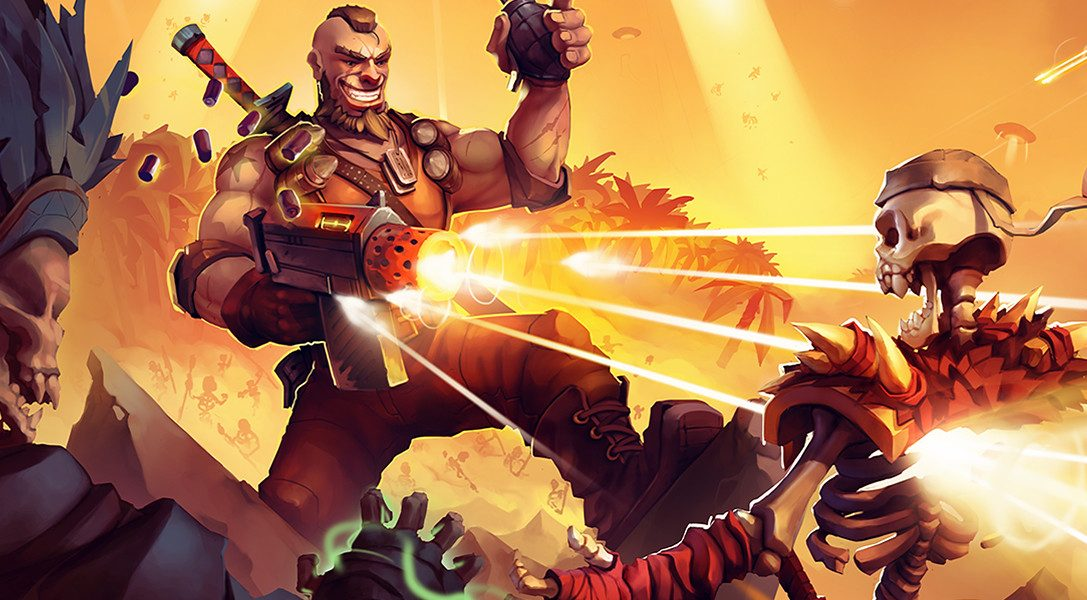 Fury Unleashed, after 5 years of intense development, is coming to PS4 on 8th May