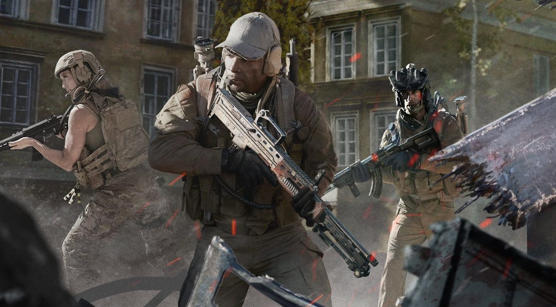 Play Call of Duty: Warzone free starting 10th March