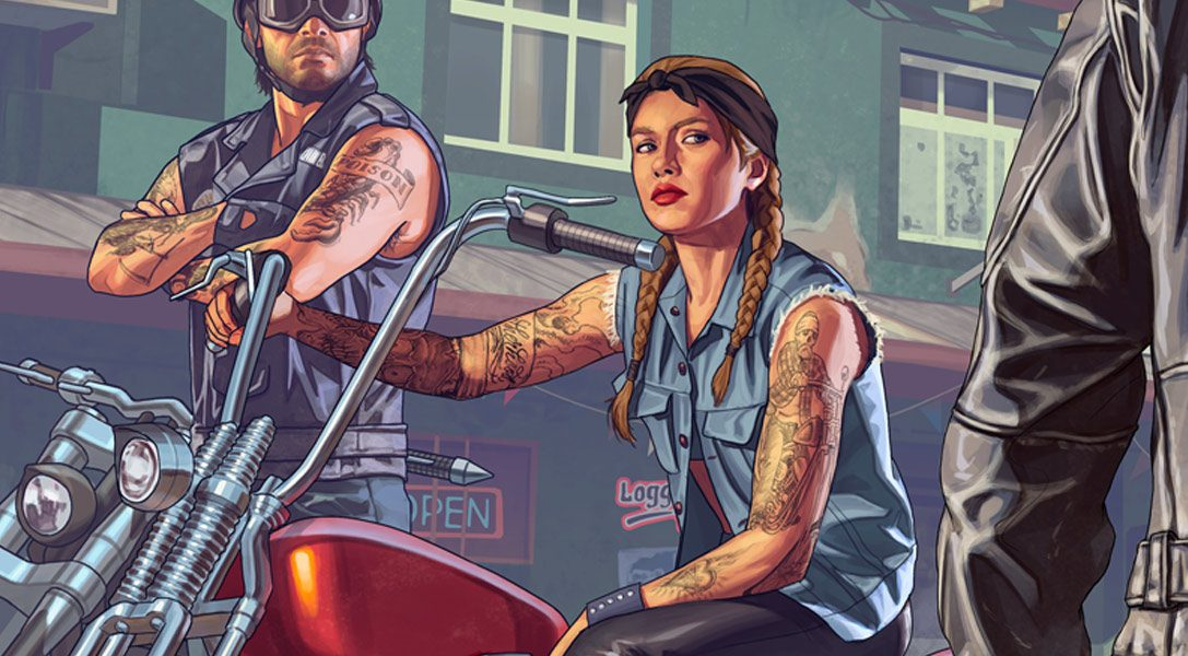 Grand Theft Auto V was the most downloaded PS4 game on PlayStation Store in February