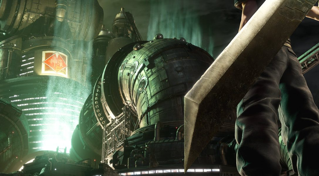 Reinventing Midgar: Final Fantasy VII Remake's creators on rebuilding the iconic city for PS4