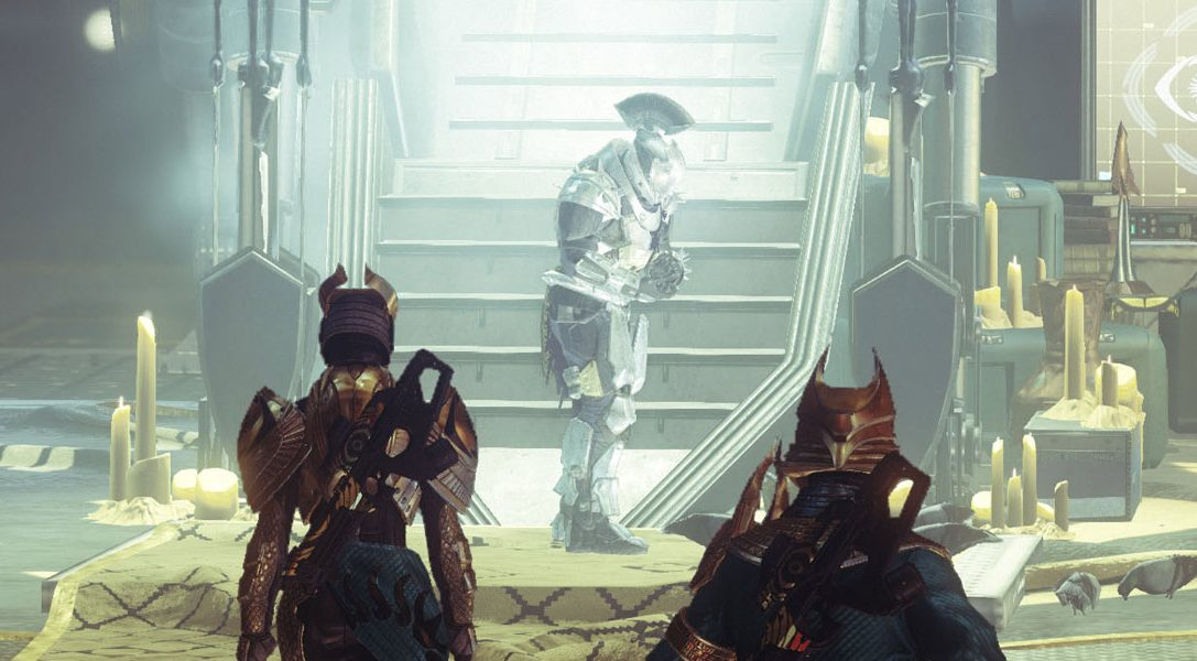 The behind the scenes story of Destiny 2's Empyrean Foundation event, as told by Bungie