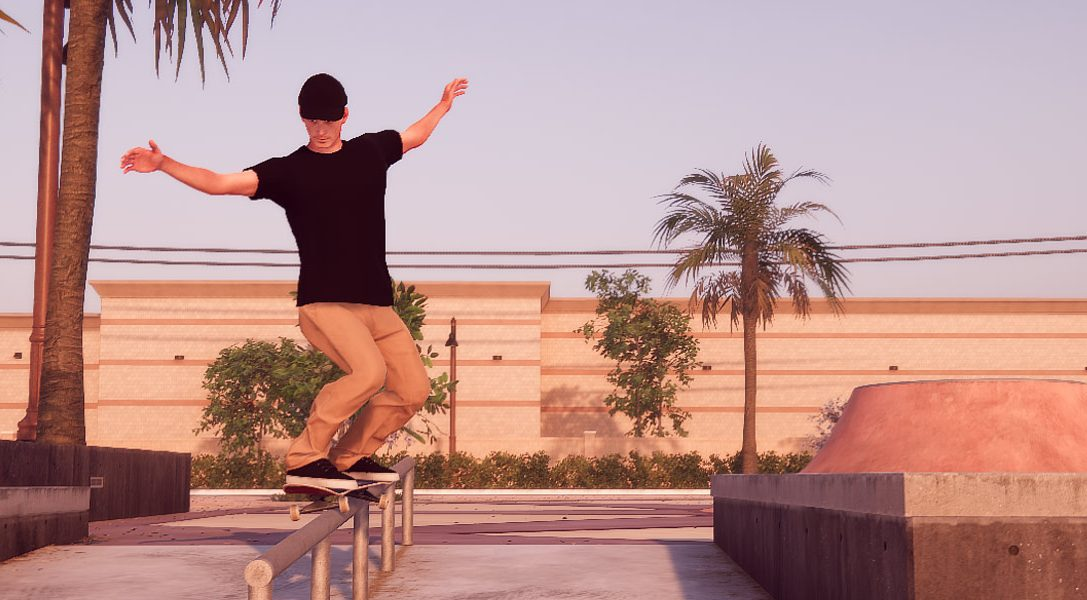 Skater XL is coming to PS4 later this year